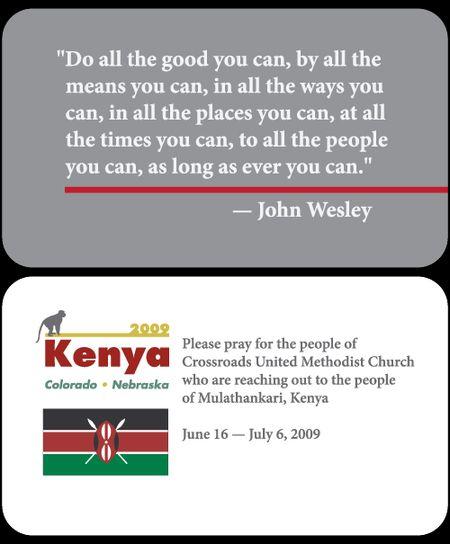 PrayercardKenya
