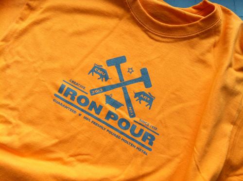 IronPourTShirtDesign1